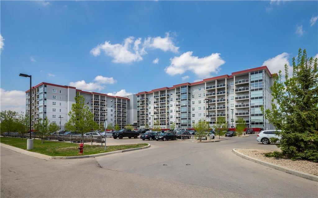 Main Photo: 712 70 Barnes Street in Winnipeg: Richmond West Condominium for sale (1S)  : MLS®# 202112716