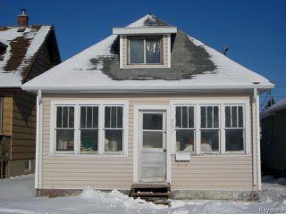 Photo 1: 731 McCalman Avenue in WINNIPEG: East Kildonan Residential for sale (North East Winnipeg)  : MLS®# 1503151