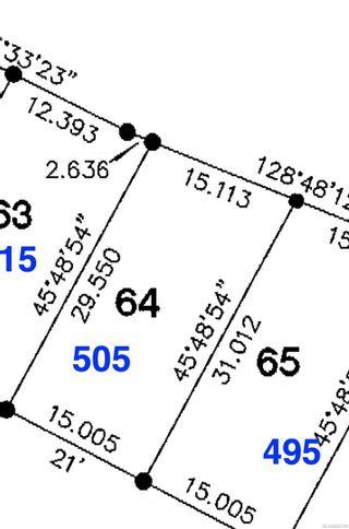 Main Photo: 505 Arrowsmith Ridge in : CV Mt Washington Land for sale (Comox Valley)  : MLS®# 866135