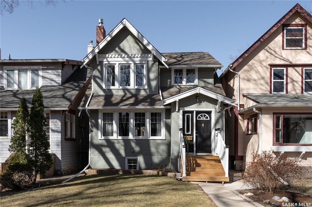 Main Photo: 2040 Montague Street in Regina: Cathedral RG Residential for sale : MLS®# SK849350