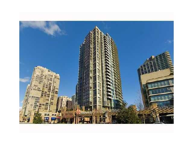 Main Photo: 1603 1008 CAMBIE Street in WATERWORKS: Home for sale : MLS®# V884323