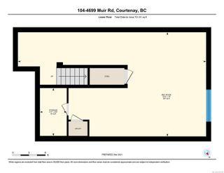 Photo 43: 104 4699 Muir Rd in : CV Courtenay East Row/Townhouse for sale (Comox Valley)  : MLS®# 870188