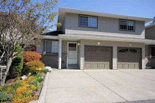 """Photo 1: 8 19270 119 Avenue in Pitt Meadows: Central Meadows Townhouse for sale in """"MCMYN ESTATES"""" : MLS®# R2573951"""