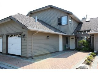 Photo 1: # 160 16275 15TH AV in Surrey: King George Corridor Condo for sale (South Surrey White Rock)  : MLS®# F1419681