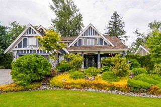 "Photo 1: 3701 DEVONSHIRE Drive in Surrey: Morgan Creek House for sale in ""MORGAN CREEK"" (South Surrey White Rock)  : MLS®# R2426029"