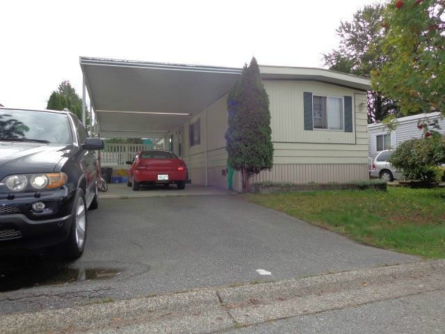 """Main Photo: 138 145 KING EDWARD Street in Coquitlam: Maillardville Manufactured Home for sale in """"MILL CREEK VILLAGE"""" : MLS®# V1088350"""