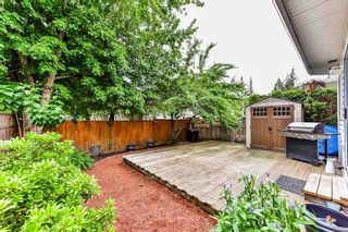 """Photo 3: 116 9561 207 Street in Langley: Walnut Grove Townhouse for sale in """"DERBY MEWS"""" : MLS®# R2172538"""