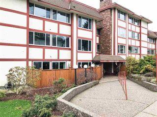 "Photo 1: 104 1381 MARTIN Street: White Rock Condo for sale in ""CHESTNUT VILLAGE"" (South Surrey White Rock)  : MLS®# R2443318"