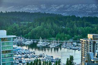 Photo 4: 2802 1499 W Pender St. Vancouver,温哥华市中心,Coal Harbour, large condo,大户型公寓