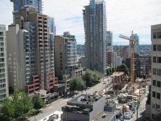 Photo 13: 805 1160 BURRARD STREET in Vancouver: Downtown VW Condo for sale (Vancouver West)  : MLS®# R2296793