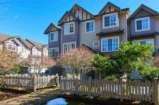 Photo 1: 8 3379 MORREY Court in Burnaby: Sullivan Heights Townhouse for sale (Burnaby North)  : MLS®# R2346416