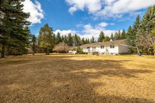 Photo 40: 21557 WYE Road: Rural Strathcona County House for sale : MLS®# E4240409