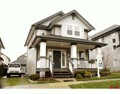 "Main Photo: 19035 68A Avenue in Surrey: Clayton House for sale in ""CLAYTON VILLAGE"" (Cloverdale)  : MLS®# F2927844"