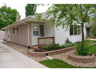 Photo 18: 436 Olive Street in WINNIPEG: St James Residential for sale (West Winnipeg)  : MLS®# 1413295