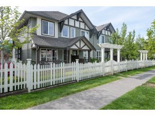 "Photo 1: 63 4401 BLAUSON Boulevard in Abbotsford: Abbotsford East Townhouse for sale in ""Sage at Auguston"" : MLS®# R2061479"