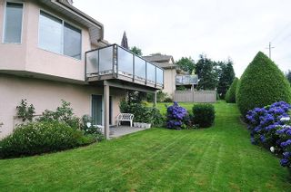 """Photo 20: 2622 CRAWLEY Avenue in Coquitlam: Coquitlam East Townhouse for sale in """"SOUTHVIEW ESTATES"""" : MLS®# R2237997"""