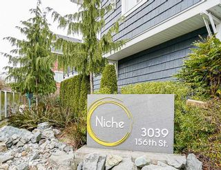 """Main Photo: 63 3039 156 Street in Surrey: Grandview Surrey Townhouse for sale in """"NICHE"""" (South Surrey White Rock)  : MLS®# R2562939"""