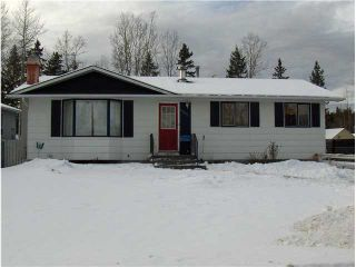 Photo 1: 6265 SIMON FRASER Avenue in Prince George: Lower College House for sale (PG City South (Zone 74))  : MLS®# N214873