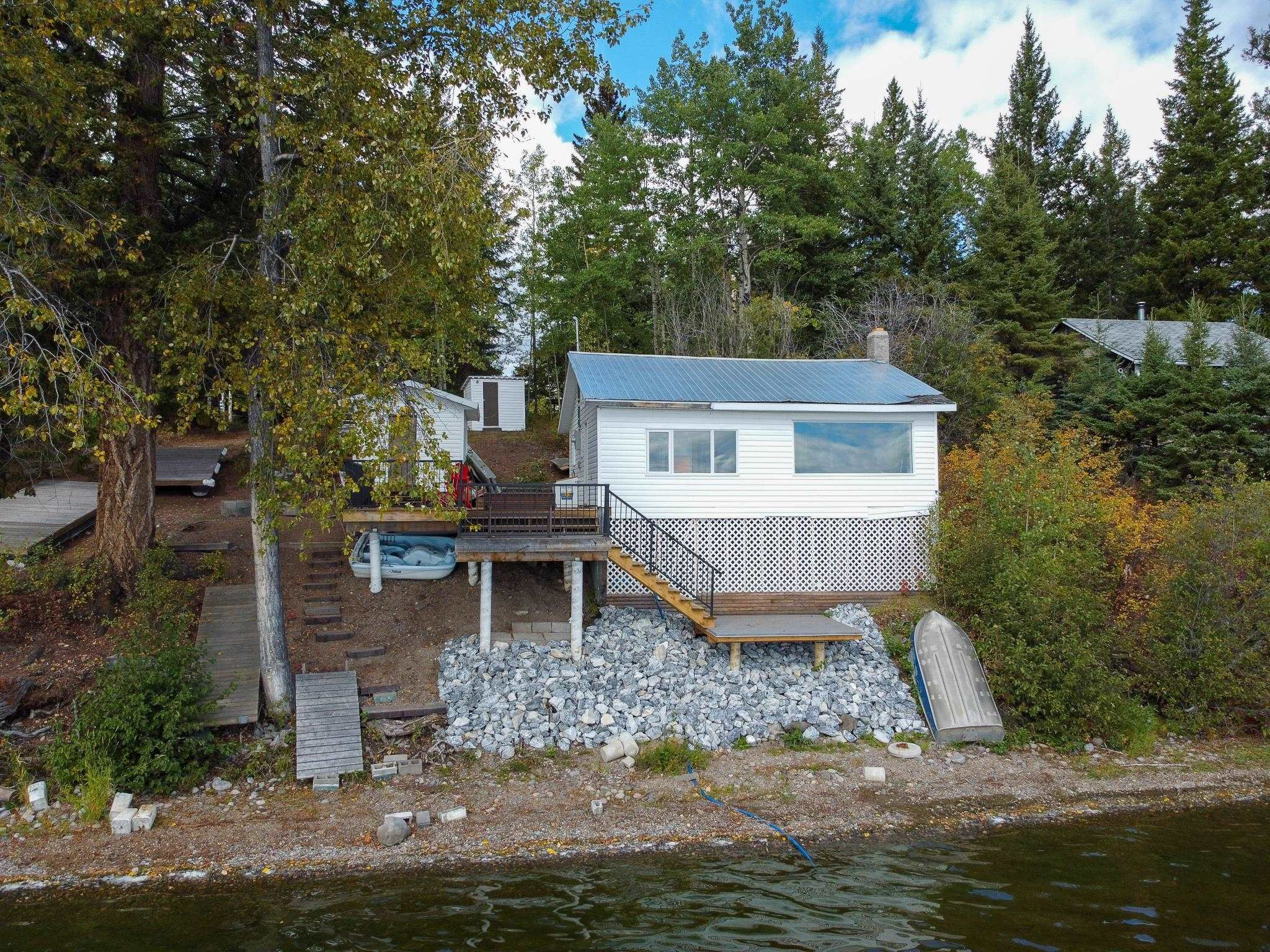 """Main Photo: 4580 E MEIER Road in Prince George: Cluculz Lake House for sale in """"CLUCULZ LAKE"""" (PG Rural West (Zone 77))  : MLS®# R2619628"""