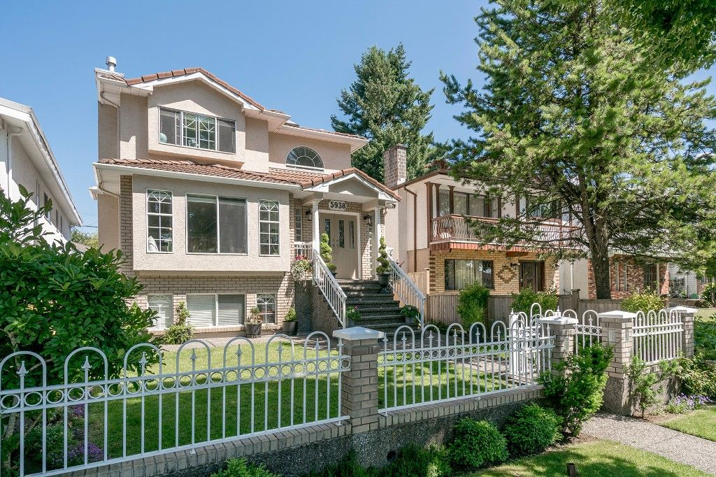Main Photo: 5938 SHERBROOKE Street in Vancouver: Knight House for sale (Vancouver East)  : MLS®# R2183421