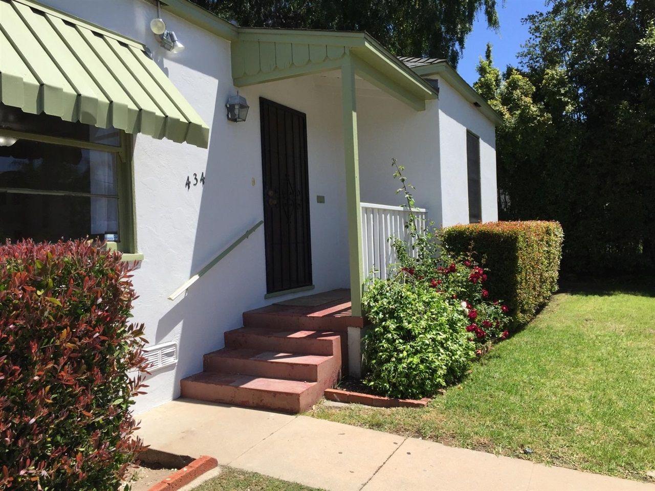 Main Photo: EAST ESCONDIDO House for sale : 3 bedrooms : 434 S Juniper in Escondido