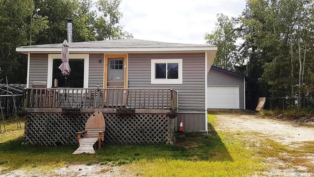 Main Photo: #9 Birch Street - Keeley Lake SK in Northern Saskatchewan: Residential for sale (Northern Saskatchewan Rm No.1000)  : MLS®# SK840350