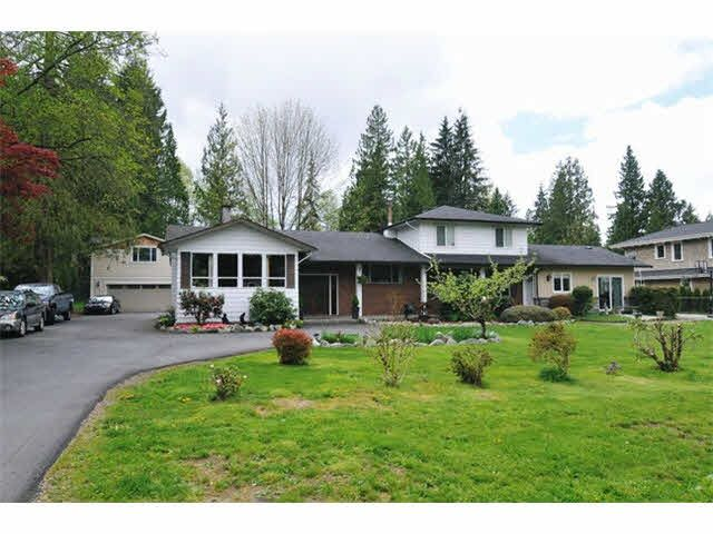 Main Photo: 24160 125 AVENUE in Maple Ridge: Websters Corners House for sale : MLS®# R2028650