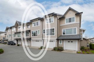 "Photo 1: 101 2450 161A Street in Surrey: Grandview Surrey Townhouse for sale in ""Glenmore"" (South Surrey White Rock)  : MLS®# R2562677"