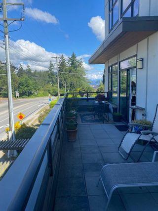 Photo 1: 208 5682 WHARF Avenue in Sechelt: Sechelt District Condo for sale (Sunshine Coast)  : MLS®# R2590570