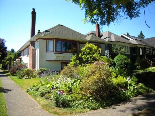 "Main Photo: 3804 W 20TH Avenue in Vancouver: Dunbar House for sale in ""Dunbar"" (Vancouver West)  : MLS®# V1089470"