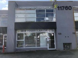Photo 3: 120 11760 VOYAGEUR Way in Richmond: East Cambie Industrial for sale : MLS®# C8028115