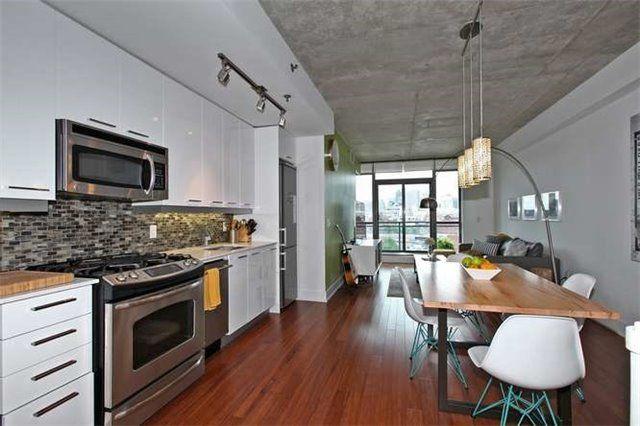 Photo 6: Photos: 709 90 Trinity Street in Toronto: Moss Park Condo for lease (Toronto C08)  : MLS®# C3856008