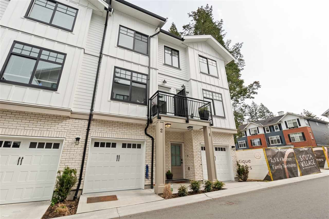 "Main Photo: 2 16467 23A Avenue in Surrey: Grandview Surrey Townhouse for sale in ""South Village"" (South Surrey White Rock)  : MLS®# R2556354"