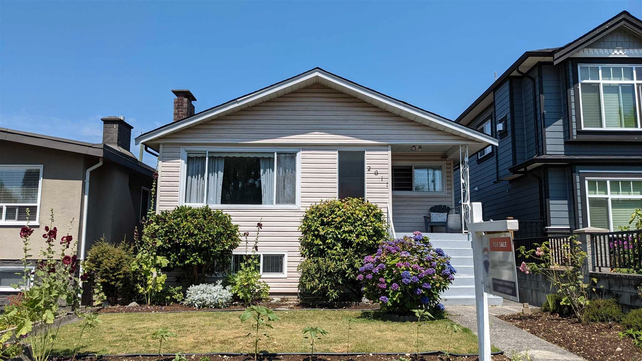 Main Photo: 2611 E 46TH Avenue in Vancouver: Killarney VE House for sale (Vancouver East)  : MLS®# R2601417