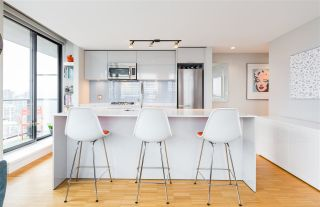 Photo 3: 2804 108 W CORDOVA STREET in Vancouver: Downtown VW Condo for sale (Vancouver West)  : MLS®# R2232344