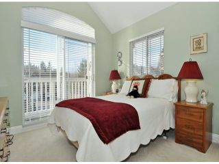 """Photo 15: 15 1506 EAGLE MOUNTAIN Drive in Coquitlam: Westwood Plateau Townhouse for sale in """"RIVER ROCK"""" : MLS®# V1099856"""