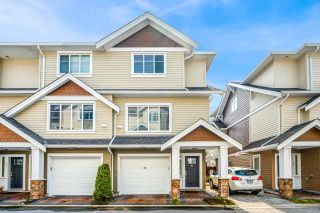 Photo 1: 33 12351 NO. 2 ROAD in Richmond: Steveston South Townhouse for sale : MLS®# R2561470
