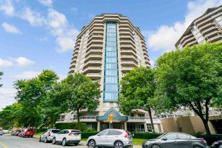 Photo 2: 606 1245 QUAYSIDE DRIVE in New Westminster: Quay Condo for sale : MLS®# R2485930