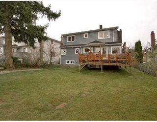 Photo 10: 2731 OLIVER in Vancouver: Arbutus House for sale (Vancouver West)  : MLS®# V693406