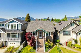 Photo 1: 3467 FRANKLIN Street in Vancouver: Hastings Sunrise House for sale (Vancouver East)  : MLS®# R2515268