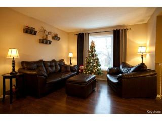 Photo 3: 90 Greenford Avenue in WINNIPEG: St Vital Residential for sale (South East Winnipeg)  : MLS®# 1429319