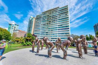 """Photo 2: 503 1835 MORTON Avenue in Vancouver: West End VW Condo for sale in """"OCEAN TOWERS"""" (Vancouver West)  : MLS®# R2567245"""