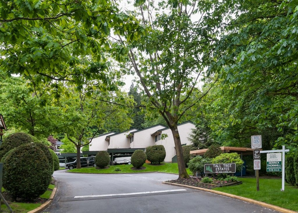 """Main Photo: 160 JAMES RD in Port Moody: Port Moody Centre Townhouse for sale in """"TALL TREE ESTATES"""" : MLS®# V1009278"""