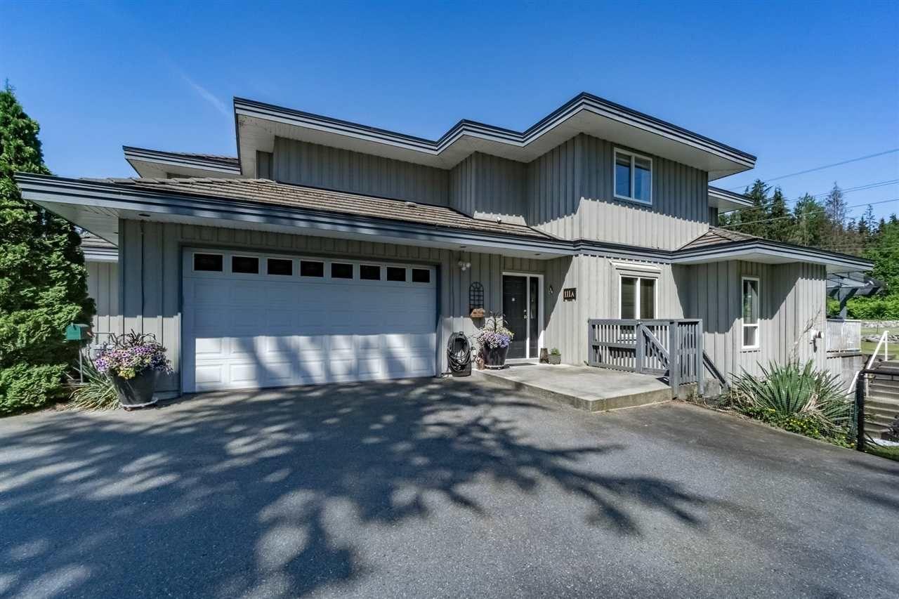 Main Photo: 111A HEMLOCK DRIVE: Anmore 1/2 Duplex for sale (Port Moody)  : MLS®# R2172340