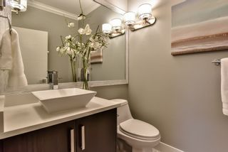 "Photo 10: 5 3126 WELLINGTON Street in Port Coquitlam: Glenwood PQ Townhouse for sale in ""PARKSIDE"" : MLS®# R2242079"