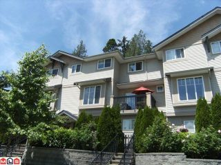 """Photo 1: 9 5839 PANORAMA Drive in Surrey: Sullivan Station Townhouse for sale in """"Forest Gate"""" : MLS®# F1116213"""
