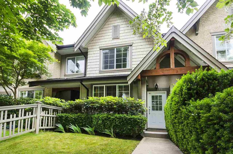 FEATURED LISTING: 72 - 8415 CUMBERLAND Place Burnaby