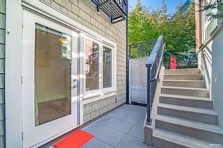 """Photo 24: 1 5655 CHAFFEY Avenue in Burnaby: Central Park BS Condo for sale in """"TOWNIE WALK"""" (Burnaby South)  : MLS®# R2615773"""
