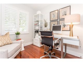 """Photo 19: 910 W 13TH Avenue in Vancouver: Fairview VW Townhouse for sale in """"THE BROWNSTONE"""" (Vancouver West)  : MLS®# V1140268"""