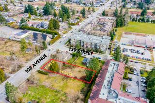 Photo 1: 13878 108 Avenue in Surrey: Whalley Land for sale (North Surrey)  : MLS®# R2545672